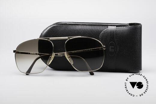Dunhill 6046 Alte 80er Luxus Herrenbrille, KEINE Retropilotensonnenbrille, sondern echt 80er Jahre, Passend für Herren