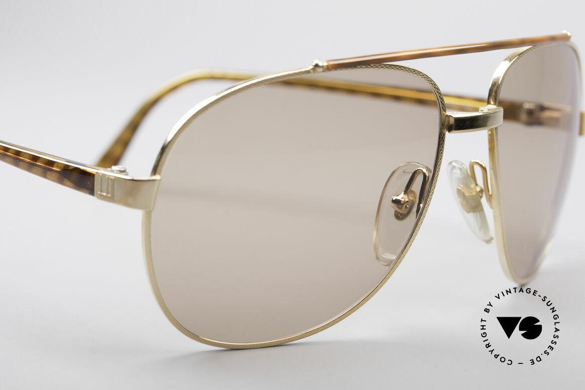 Dunhill 6070 90er Luxus Sonnenbrille Herren, ungetragen (wie alle unsere vintage Dunhills), Passend für Herren