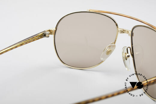 Dunhill 6070 90er Luxus Sonnenbrille Herren, KEINE Retrobrille, ein kostbares altes Original, Passend für Herren