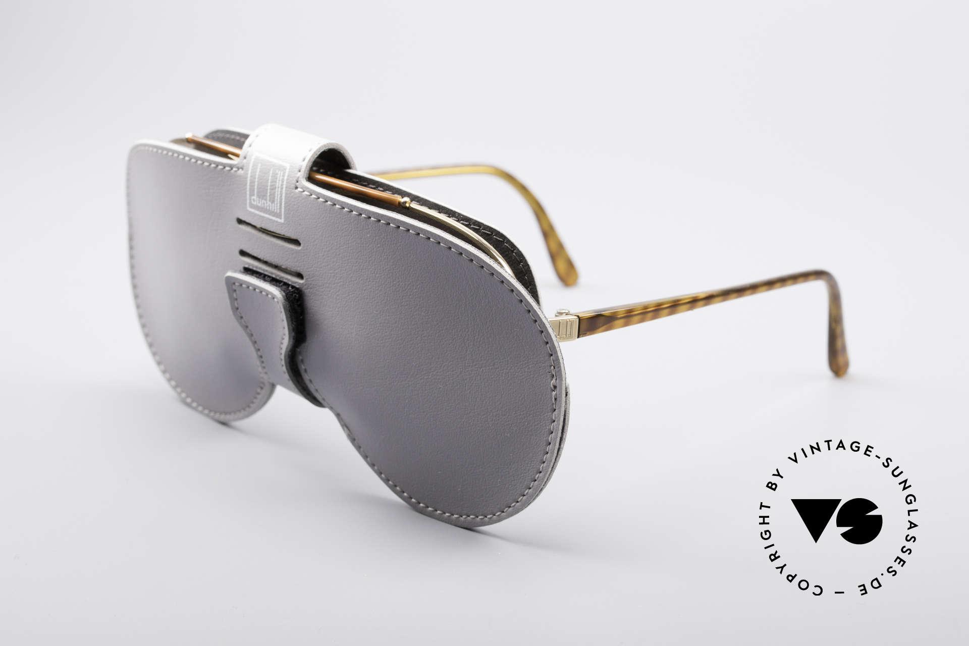Dunhill 6070 90er Luxus Sonnenbrille Herren, Größe: variabel, Passend für Herren
