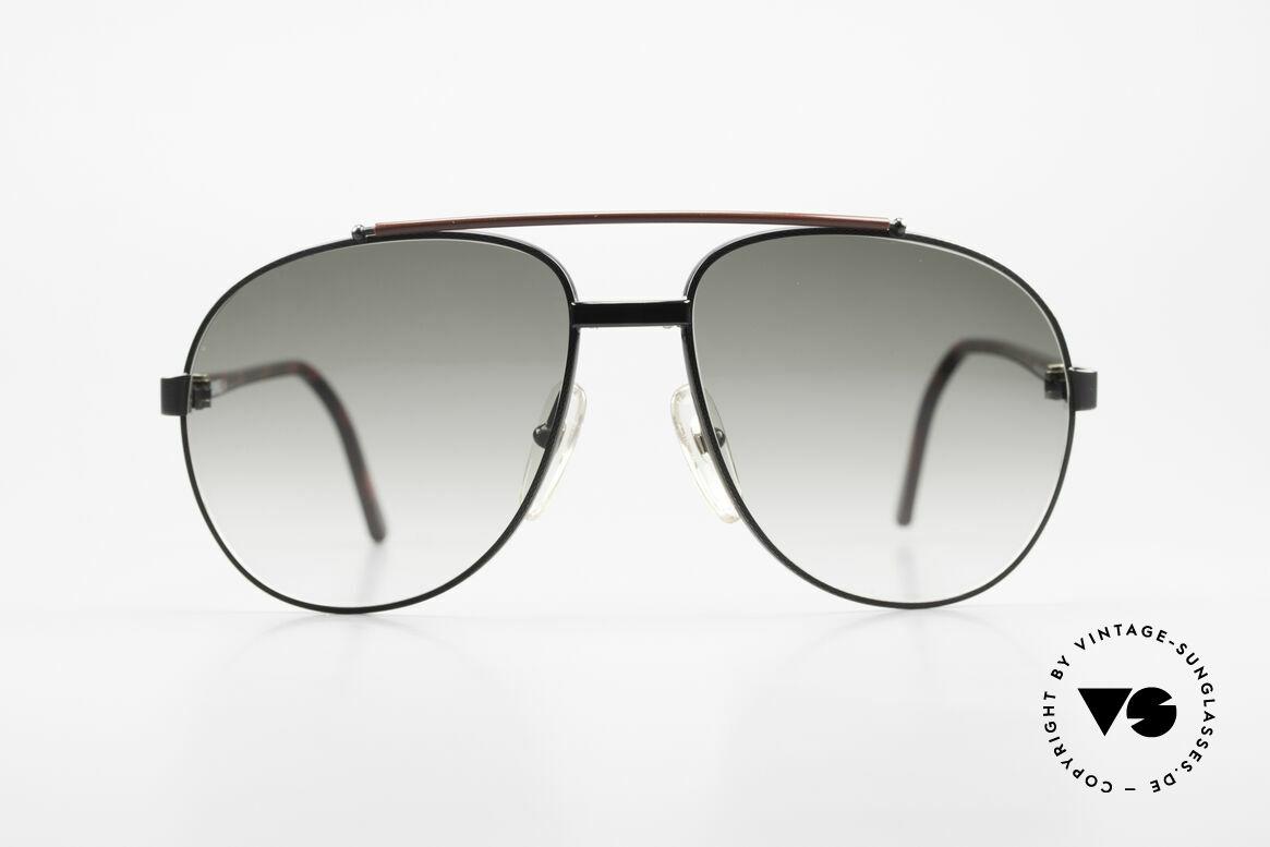 Dunhill 6070 90er Luxus Herren Sonnenbrille, vintage Dunhill Luxus-Sonnenbrille von 1990, Passend für Herren