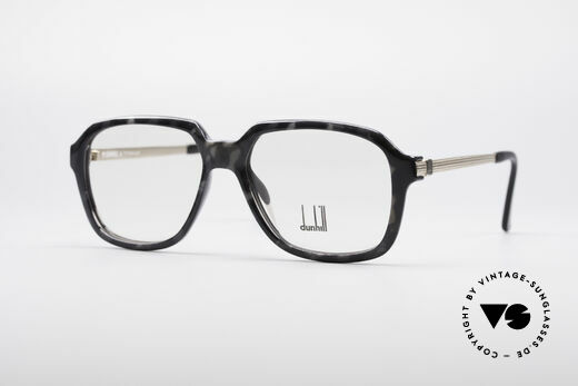 Dunhill 6064 80er Titanium Brille Details