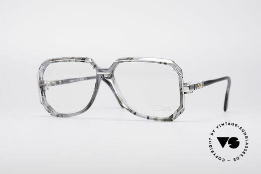 Cazal 639 Old School 80er Brille Details