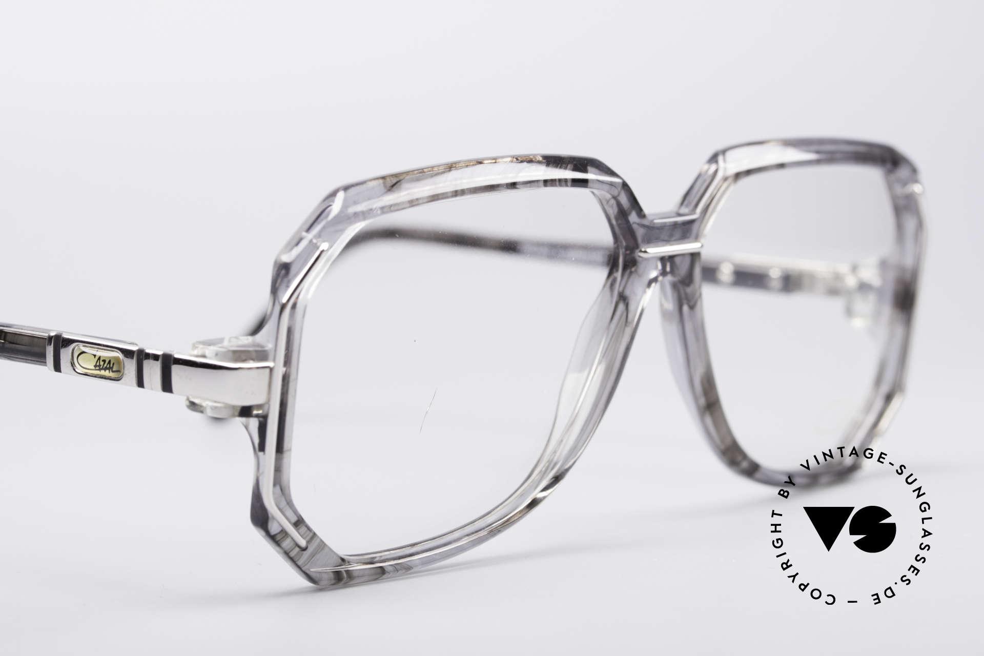 Cazal 639 Old School 80er Brille, KEINE Retrobrille; ein fast 30 Jahre altes Original, Passend für Herren