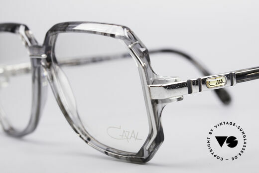 Cazal 639 Old School 80er Brille, orig. Demogläser können beliebig ersetzt werden, Passend für Herren