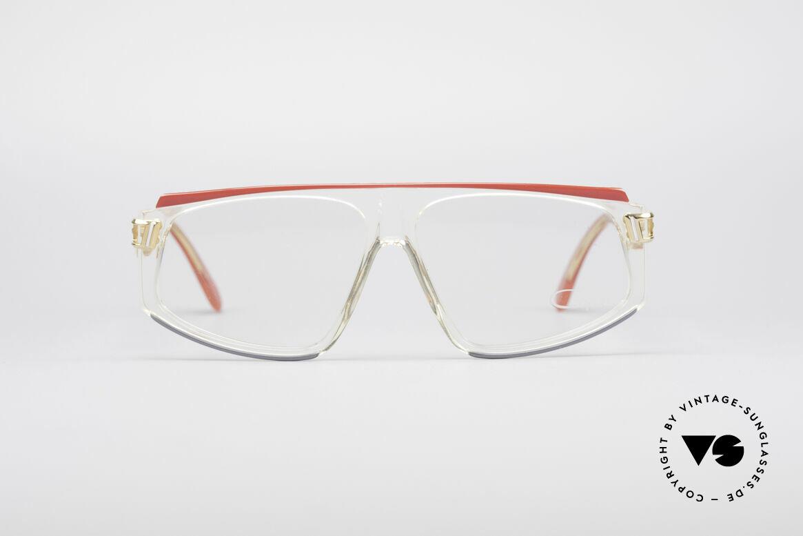 Cazal 170 Echt Vintage No Retrobrille, echte vintage Brille von CAri ZALloni (CAZAL), Passend für Damen