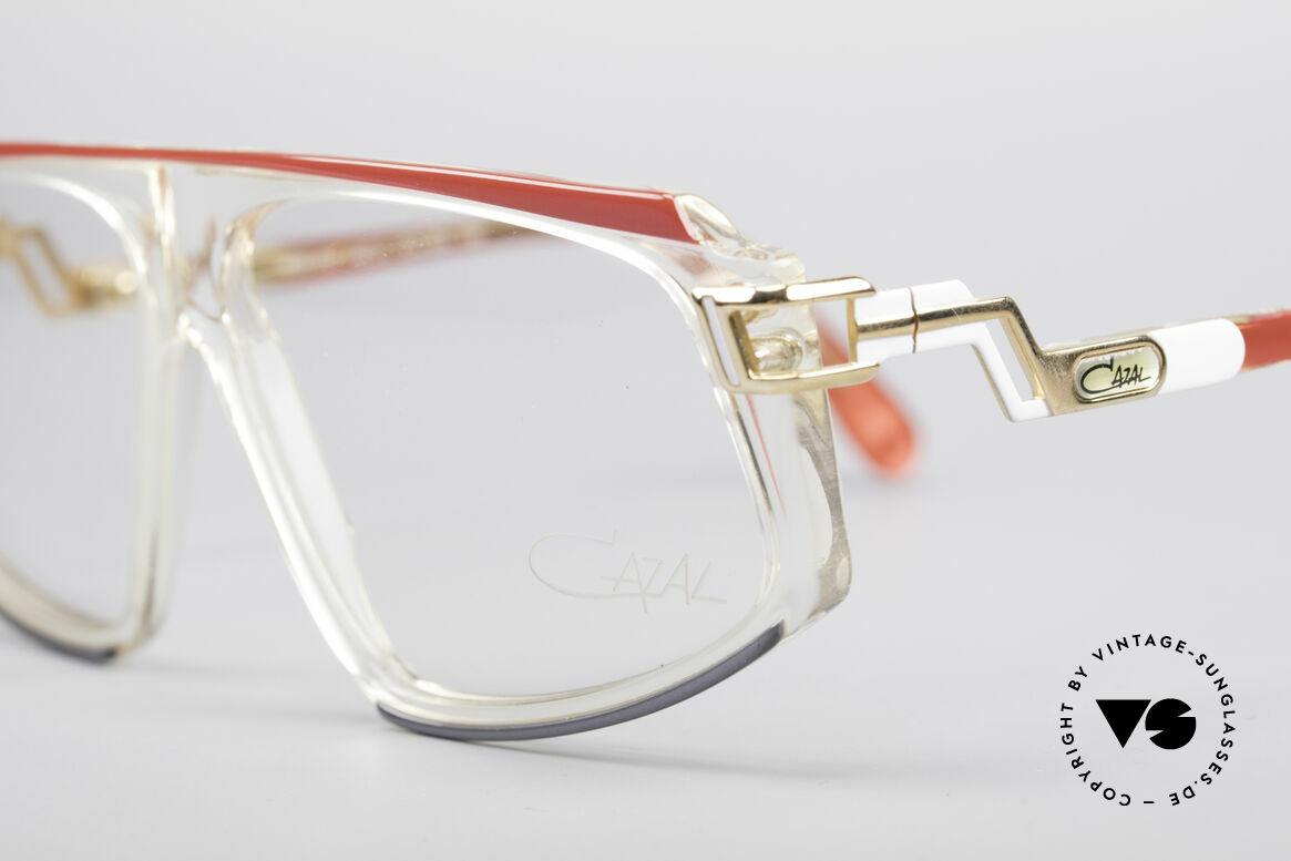 Cazal 170 Echt Vintage No Retrobrille, ungetragen (wie alle unsere 80er Cazal Brillen), Passend für Damen