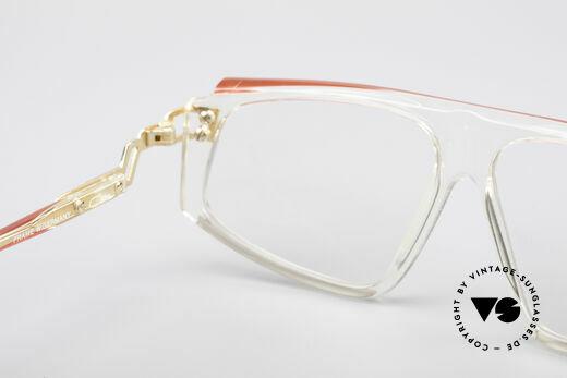 Cazal 170 Echt Vintage No Retrobrille, Demogläser sollten ersetzt werden, Gr. 58/12, Passend für Damen