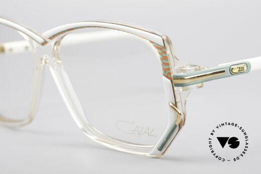 Cazal 197 80er Vintage Designerbrille