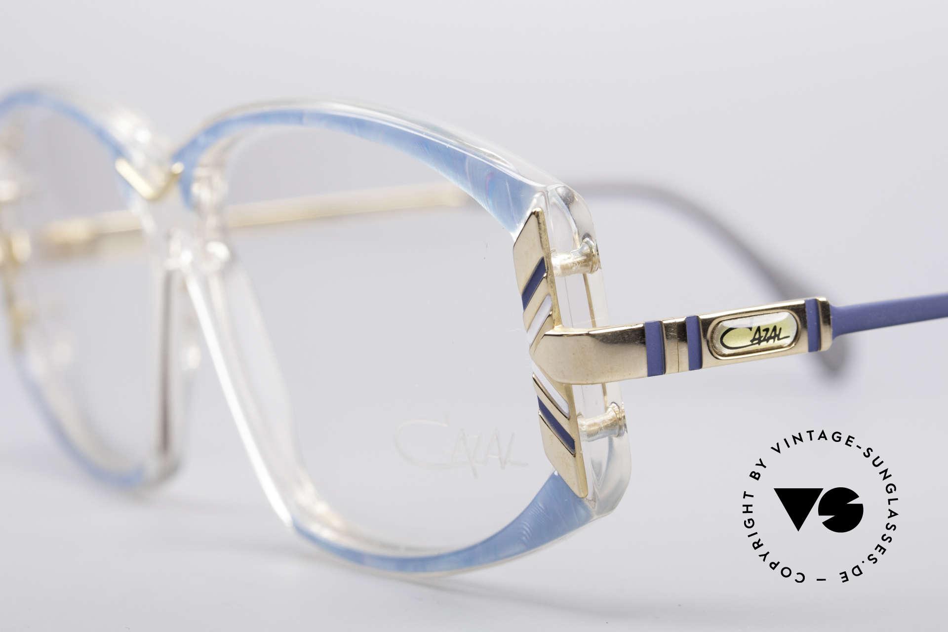 Cazal 194 80er Damen Vintage Brille, ungetragen (wie alle unsere CAZAL vintage Brillen), Passend für Damen