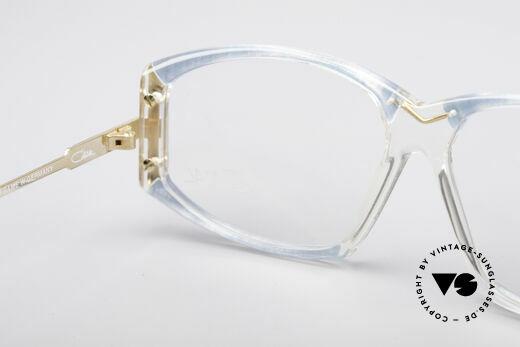 Cazal 194 80er Damen Vintage Brille, die Fassung kann natürlich beliebig verglast werden, Passend für Damen