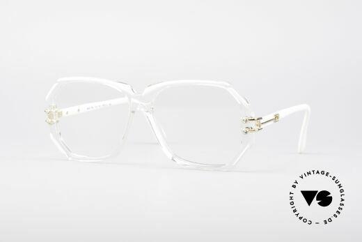 Cazal 169 Vintage Designer Brille Details