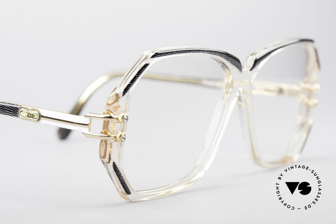 Cazal 169 Vintage Designer Brille, ungetragen (wie all unsere alten Cazal vintage Originale), Passend für Damen