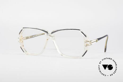 Cazal 169 Kleine Designer Brille Details
