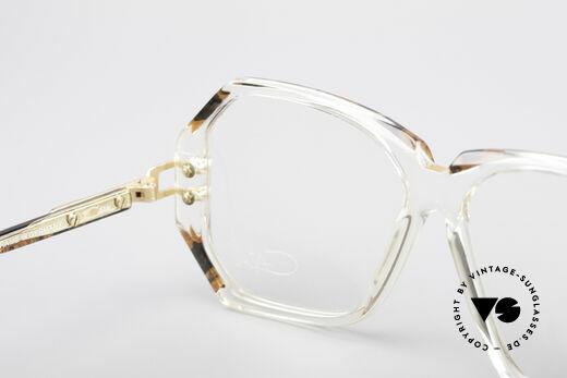 Cazal 169 Vintage Designer Brille, KEINE Retrobrille; sondern ein ca. 28 Jahre altes Unikat, Passend für Damen