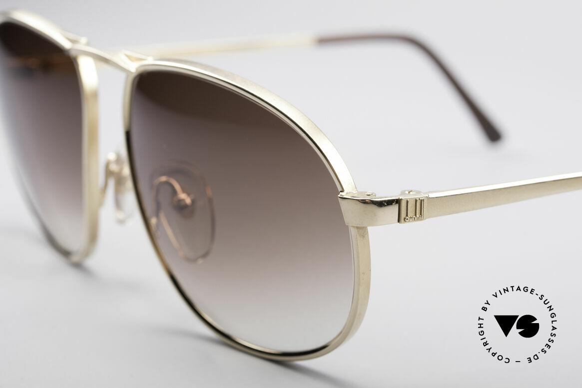 Dunhill 6051 80er Titanium Luxus Brille, unglaublich komfortabel & solide; muss man fühlen!, Passend für Herren