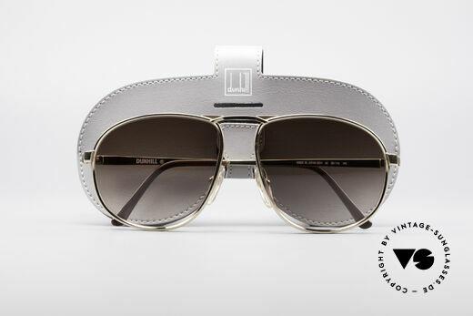 Dunhill 6051 80er Titanium Luxus Brille, ungetragen (wie alle unsere vintage Dunhill Brillen), Passend für Herren