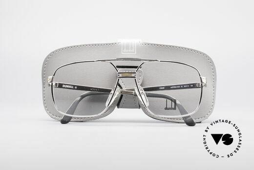Dunhill 6134 Platinierte Luxus Brille, KEIN Retrobrille, sondern ein 90er Jahre Original, Passend für Herren