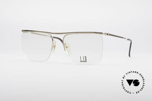 Dunhill 6056 Echt 80er Nylor Brille Details