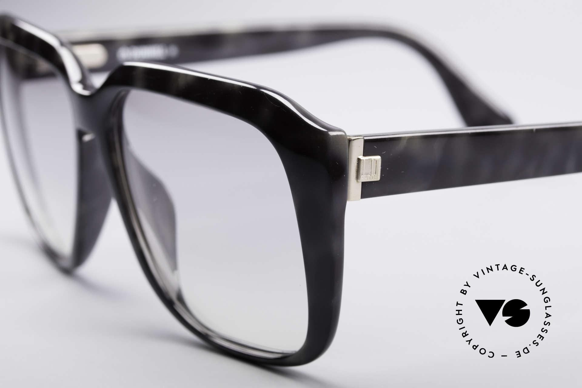 Dunhill 6045 80er Optyl Sonnenbrille, allerhöchste Fertigungskunst (pure Top-QUALITÄT), Passend für Herren