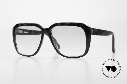 Dunhill 6045 80er Optyl Sonnenbrille Herren Details