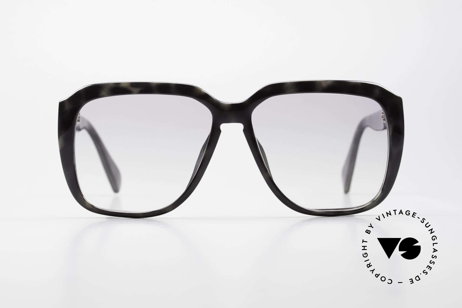 Dunhill 6045 80er Optyl Sonnenbrille Herren, sehr markante A. DUNHILL Sonnenbrille von 1986, Passend für Herren