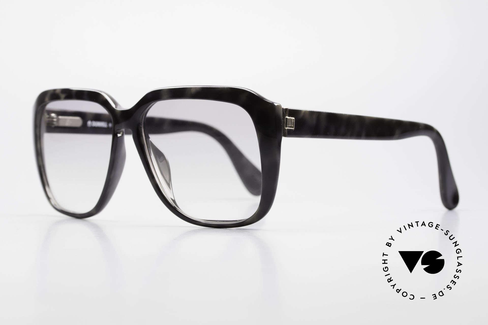 Dunhill 6045 80er Optyl Sonnenbrille Herren, dennoch sehr leicht; dank genialem Optyl-Material, Passend für Herren