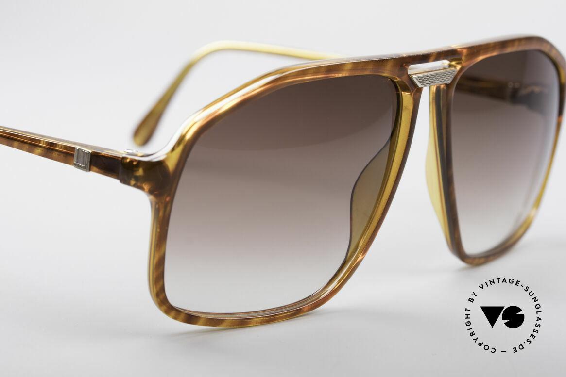 Dunhill 6097 Luxus Herren Sonnenbrille M, ungetragen (wie alle unsere 90er Jahre Dunhill Brillen), Passend für Herren