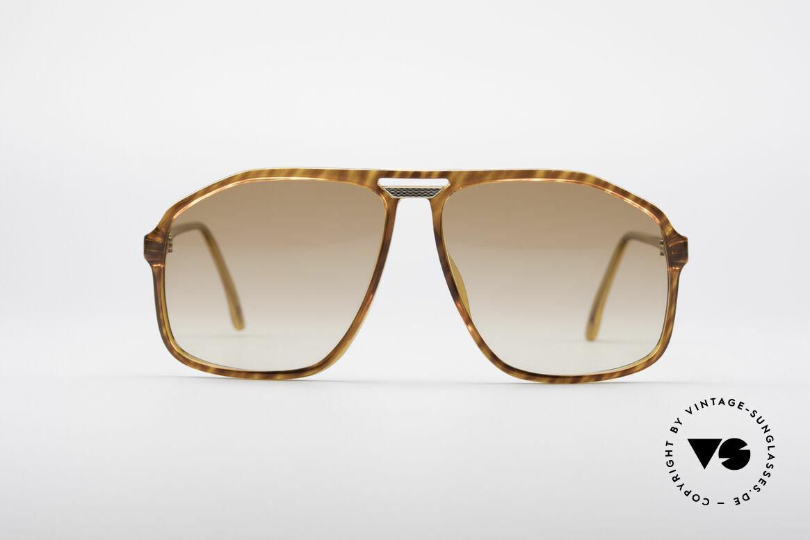Dunhill 6097 Luxus Herren Sonnenbrille M, das Design kombiniert britische Eleganz und Ästhetik, Passend für Herren