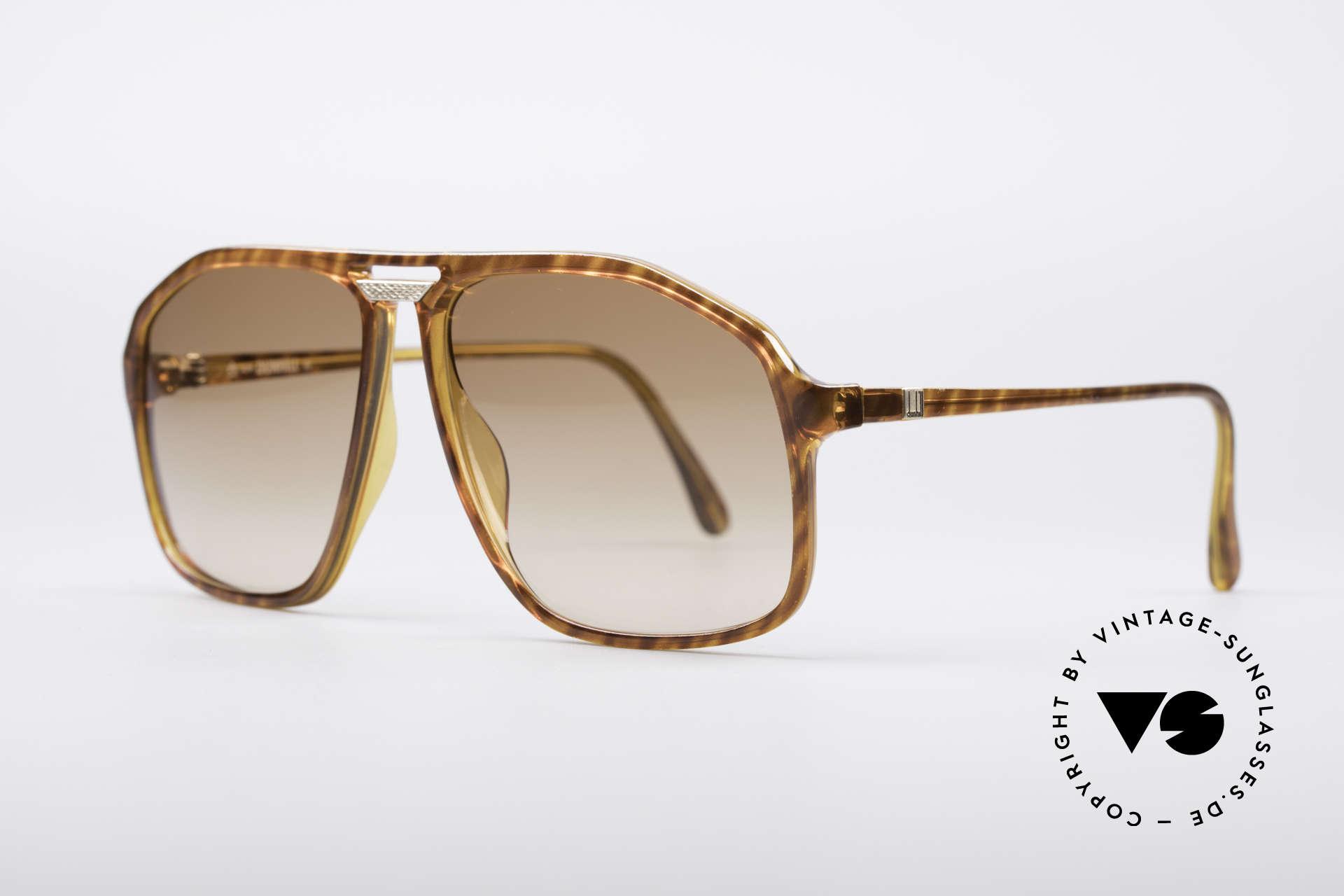 Dunhill 6097 Luxus Herren Sonnenbrille M, Luxus-Modell für den Herrn; Qualität und Lifestyle pur, Passend für Herren