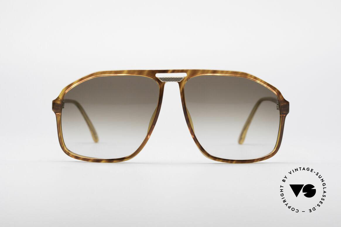 Dunhill 6097 90er Herren Sonnenbrille M, das Design kombiniert britische Eleganz und Ästhetik, Passend für Herren