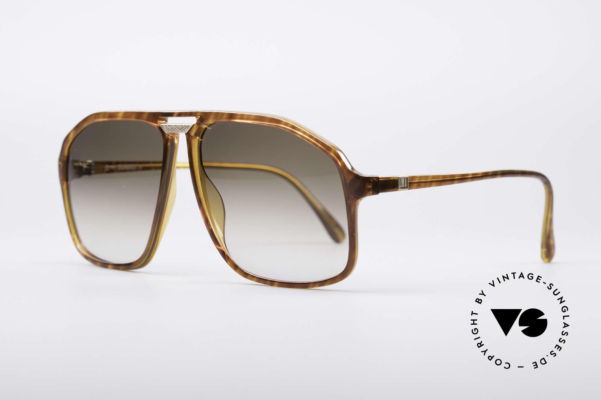 Dunhill 6097 90er Herren Sonnenbrille M, Luxus-Modell für den Herrn; Qualität und Lifestyle pur, Passend für Herren
