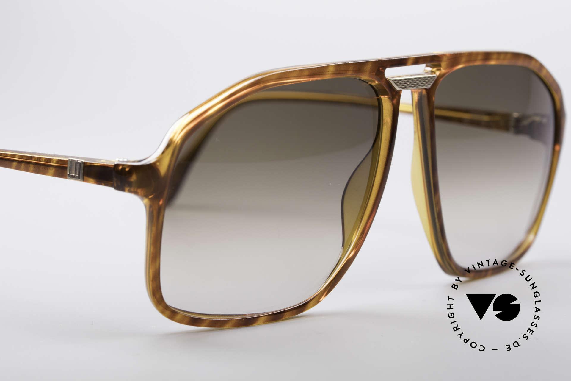 Dunhill 6097 90er Herren Sonnenbrille M, ungetragen (wie alle unsere 90er Jahre Dunhill Brillen), Passend für Herren
