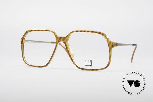 Dunhill 6108 Jay Z Hip Hop Vintage Brille Details