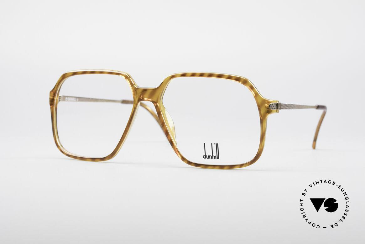 Dunhill 6108 Jay Z Hip Hop Vintage Brille, große vintage Designer-Herrenbrille von Dunhill, Passend für Herren