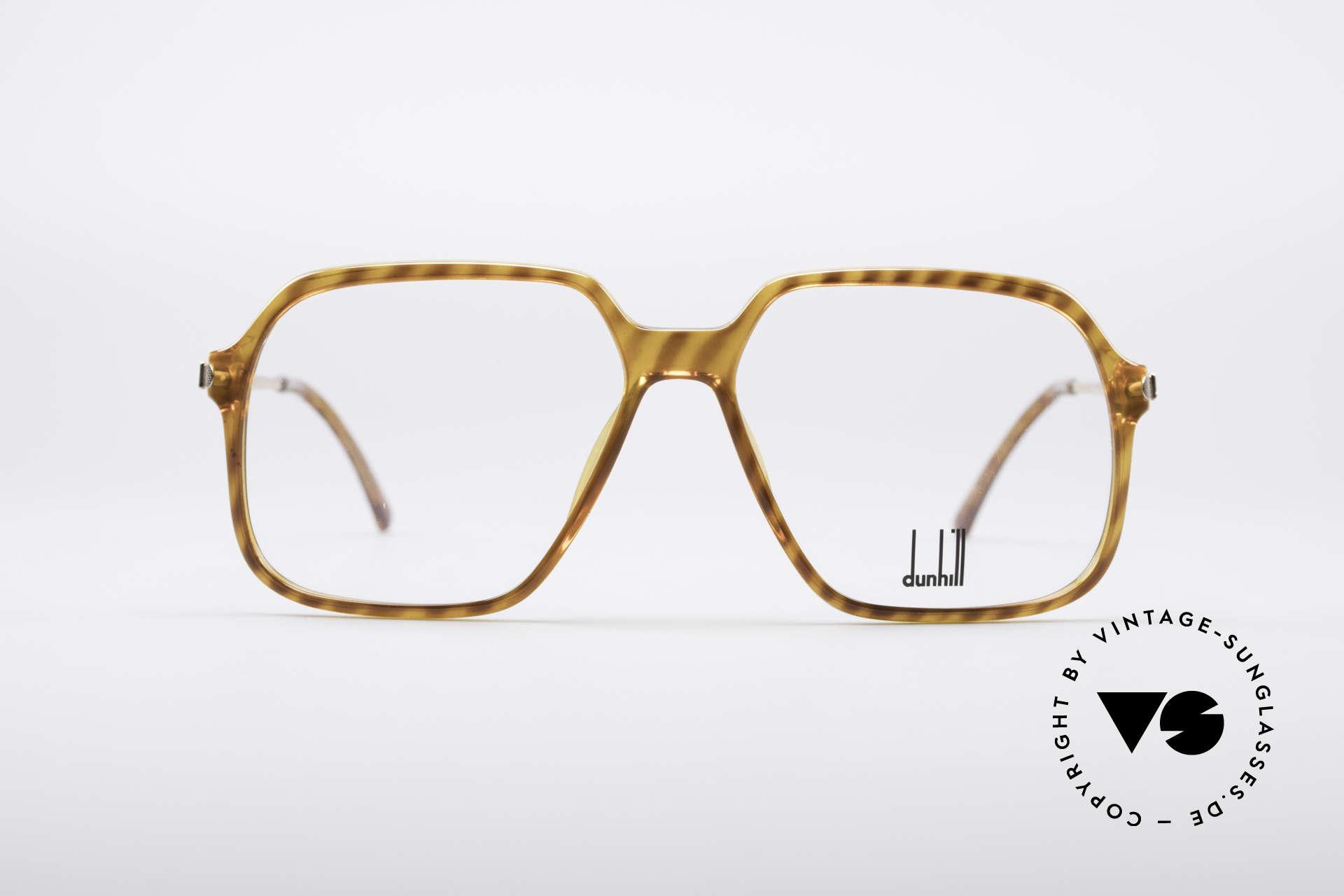 """Dunhill 6108 Jay Z Hip Hop Vintage Brille, absolute """"Old School"""" Brille aus dem Jahre 1990, Passend für Herren"""