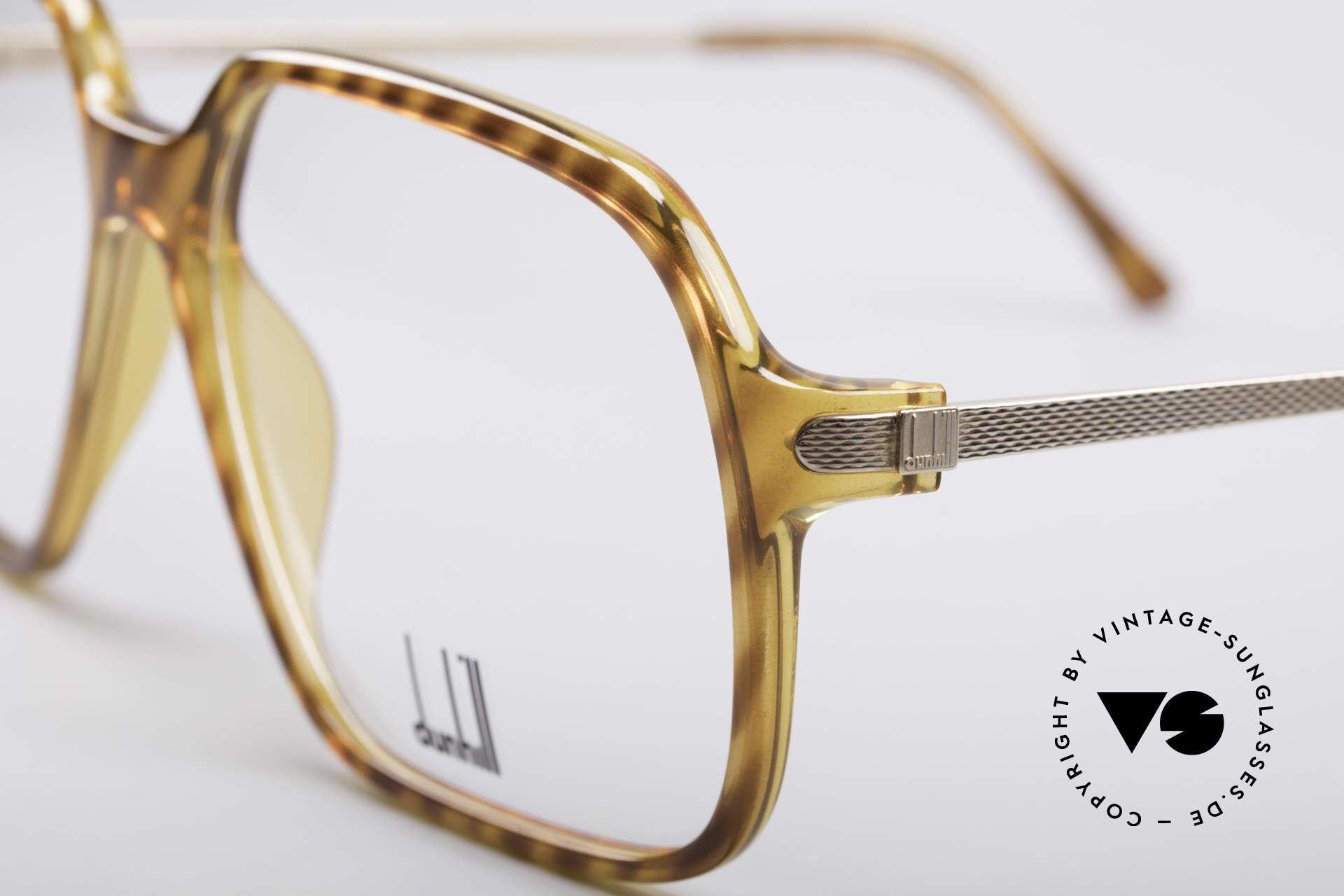 Dunhill 6108 Jay Z Hip Hop Vintage Brille, ungetragen (wie all unsere HipHop Dunhill Brillen), Passend für Herren