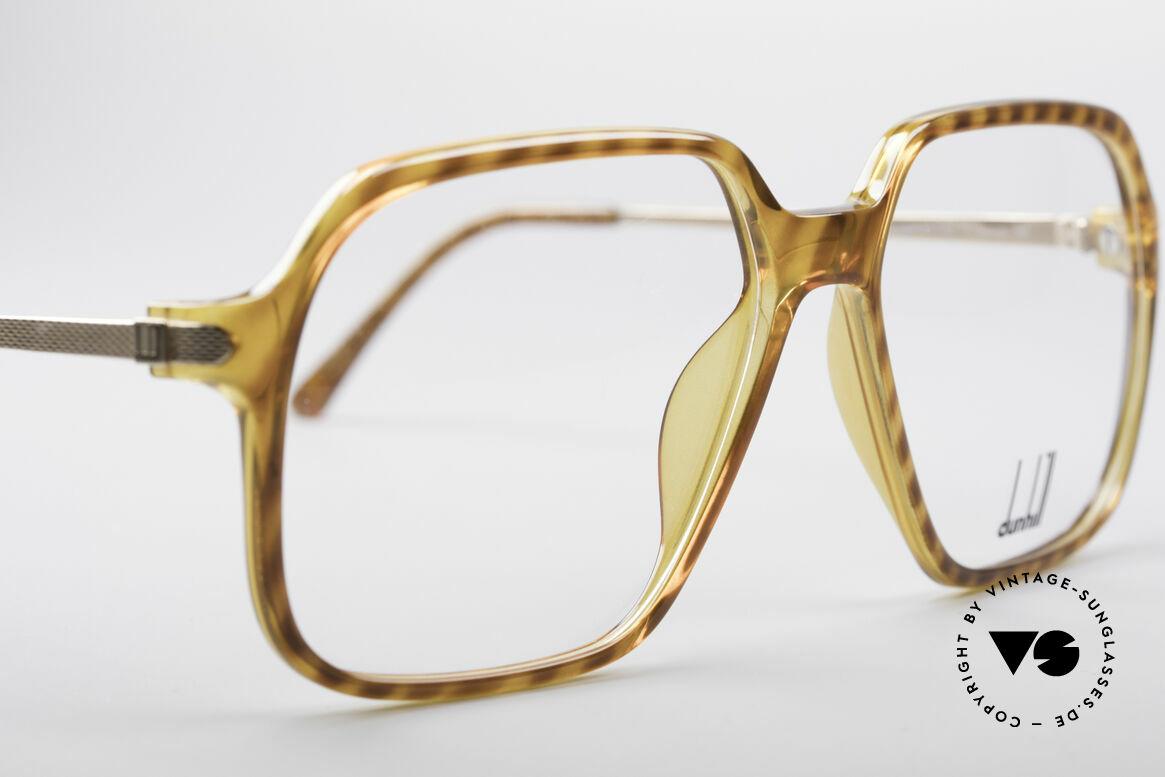 Dunhill 6108 Jay Z Hip Hop Vintage Brille, KEINE RETRO-Brille, sondern ein altes 90er Original, Passend für Herren
