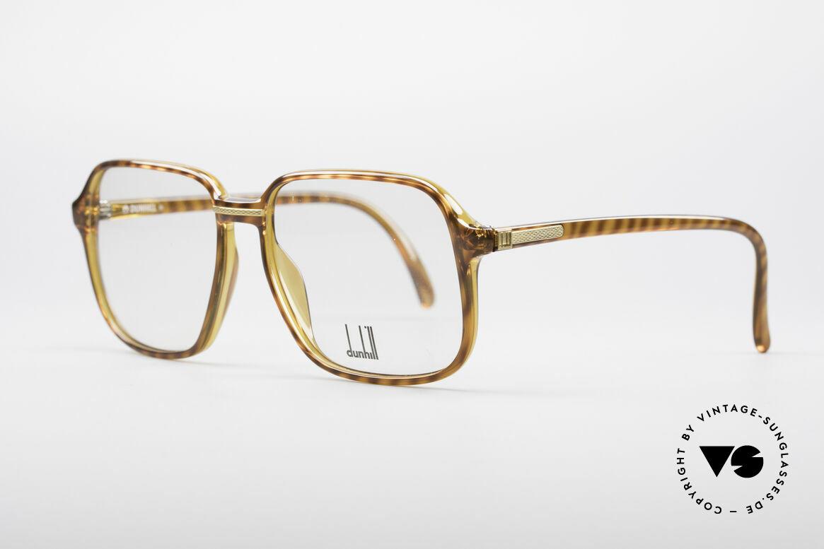 Dunhill 6060 Klassische 80er Brille Vintage, das Material scheint nicht zu altern & ist sehr leicht, Passend für Herren