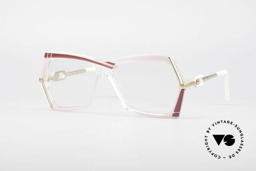 Cazal 183 80er Brille No Retrobrille Details