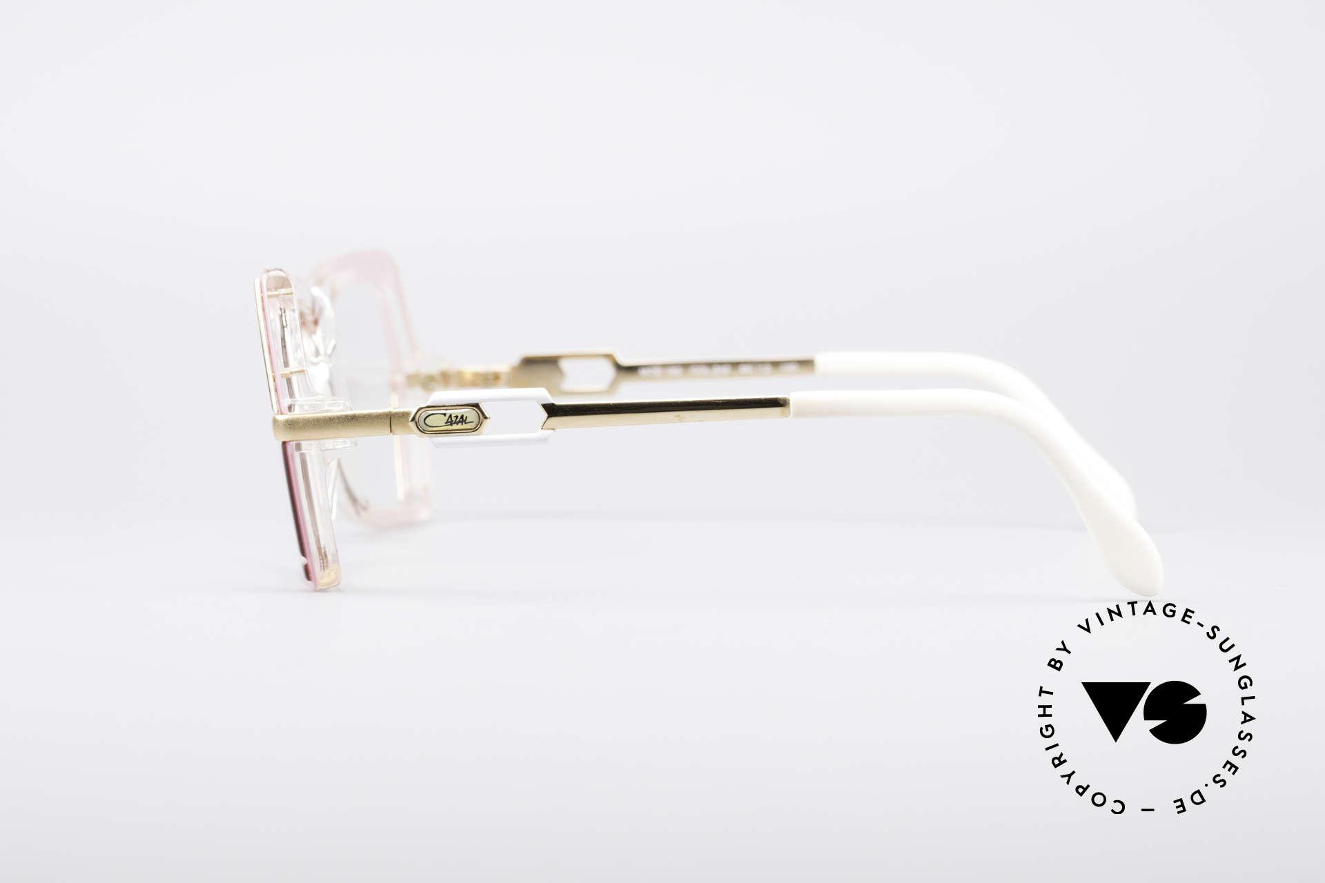 Cazal 183 80er Brille No Retrobrille, Fassung ist natürlich für optische Gläser gemacht, Passend für Damen