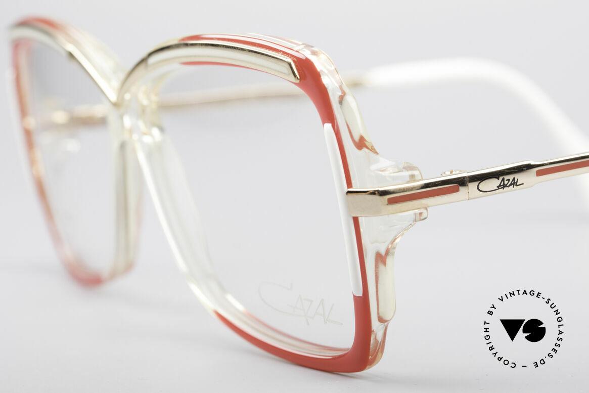 Cazal 177 80er Designerbrille, ungetragen (wie alle unsere vintage Cazal Brillen), Passend für Damen