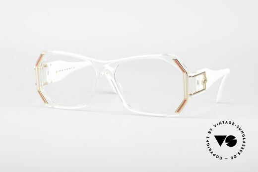 Cazal 182 80er HipHop Old School Brille Details