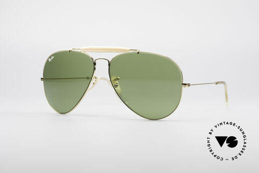 Ray Ban Outdoorsman II B&L USA Brille Details