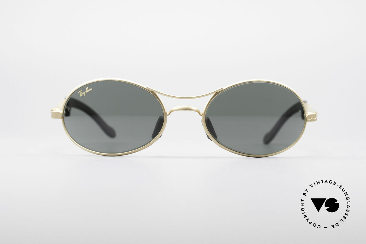 Ray Ban Orbs 9 Base Oval Oval B&L USA Sport Brille