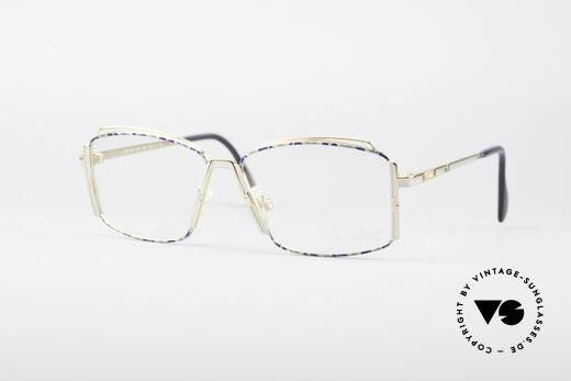Cazal 264 No Retro Echt Vintage Brille Details