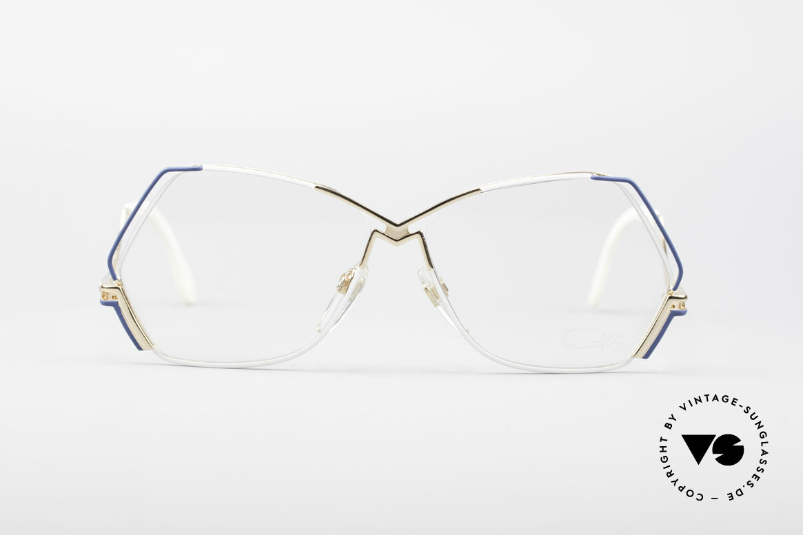 Cazal 226 West Germany Vintage Brille, zauberhafte Creation von CAri ZALloni (Mr. CAZAL), Passend für Damen