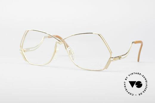 Cazal 226 Außergewöhnliche Vintage Brille Details