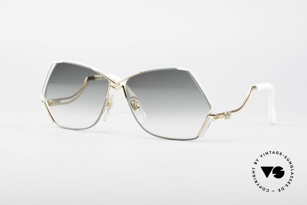 Cazal 226 Außergewöhnliche Sonnenbrille