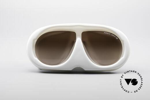 Porsche 5628 Lenses 80er Faltsonnenbrille Details